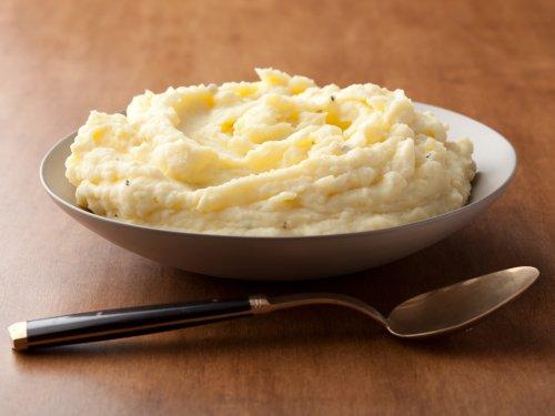 Puré de patatas fácil
